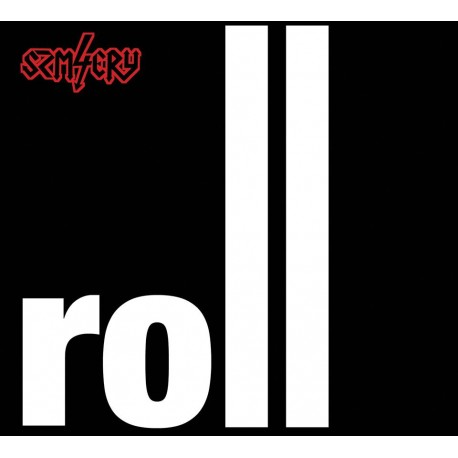 Płyta zespołu 4 Szmery - Roll