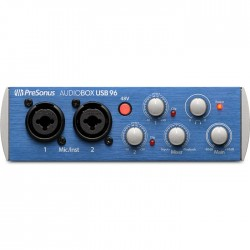 PreSonus AudioBox USB 96 – Interfejs Audio USB