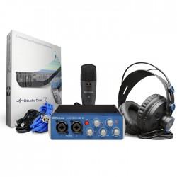 PreSonus AudioBox USB 96 Studio – Zestaw Nagraniowy