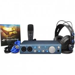 PreSonus AudioBox iTwo Studio – Zestaw Nagraniowy