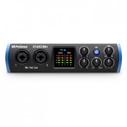 PreSonus Studio 24c – Interfejs Audio USB-C