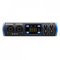 PreSonus Studio 26c – Interfejs Audio USB-C