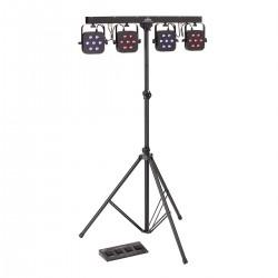 Soundsation 4LEDKIT-DJ - zestaw oświetleniowy LED