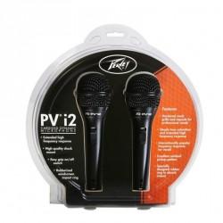 Peavey PVi 2 Pack 2 x mikrofon dynamiczny wokalny