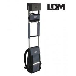 LDM MobileVoice/D216 przenośny zestaw nagłośnienia pielgrzymek