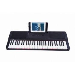 THE ONE- Light Keyboard Black