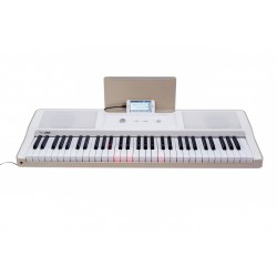 THE ONE- Light Keyboard White