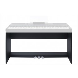 THE ONE- MJ00- drewniany statyw z pedłami dla Smart Keyboard Pro- czarny