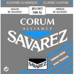 Savarez SA500AJ - struny do gitary klasycznej