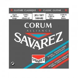 Savarez SA 500 ARJ - struny do gitary klasycznej