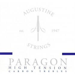 Augustine Paragon Blue High- struny do gitary klasycznej karbonowe