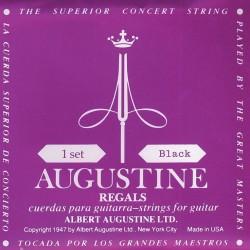 Augustine Regal Black - struny do gitary klasycznej