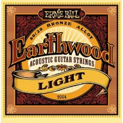 Struny Ernie Ball Earthwood Light Acoustic 80/20 Bronze 11-52 (2004)