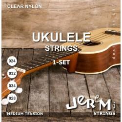 Jeremi 1-SET - struny do ukulele