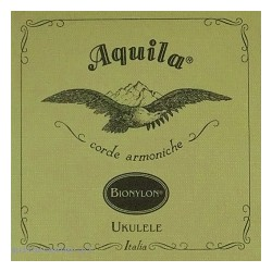 Aquila U BN 57U BioNylon Soprano Ukulele Set - struny do ukulele