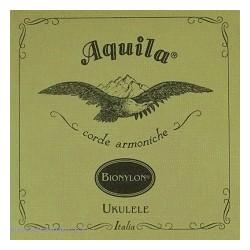 Aquila U BN 59U BioNylon Concert Ukulele Set - struny do ukulele