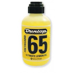 Dunlop 6554 Lemon Oil - płyn do podstrunnicy