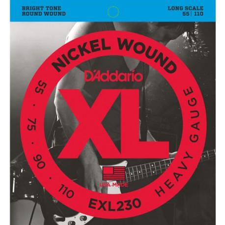 Daddario EXL230