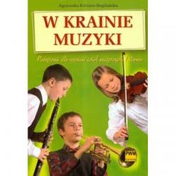 W krainie muzyki - podręcznik dla uczniów szkół muzycznych I stopnia - Kreiner-Bogdańska