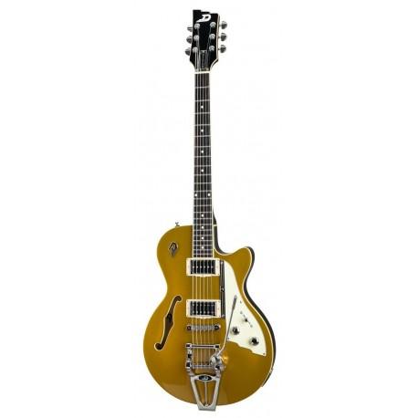 Duesenberg Starplayer TV Gold Top - gitara elektryczna