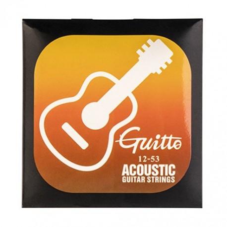 Guitto GSA-012 - struny do gitary akustycznej