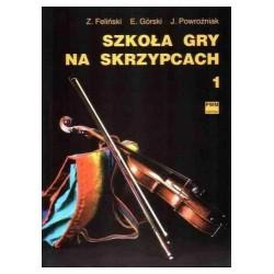 Szkoła gry na skrzypcach cz. 1 Feliński