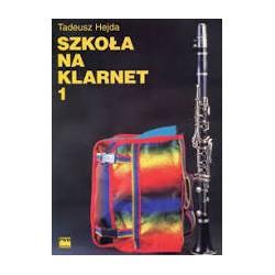 Szkoła na klarnet cz. 1 Hejda