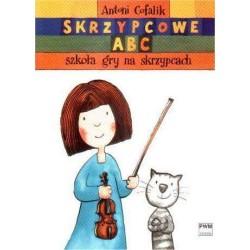 Skrzypcowe ABC - szkoła gry na skrzypcach - Cofalik