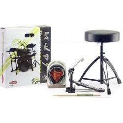 Stagg EDAP 3 - zestaw akcesoriów do perkusji elektronicznej