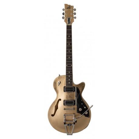Duesenberg Starplayer TV 25th Anniversary Gold Leaf - gitara elektryczna, edycja limitowana