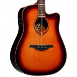 LAG T100DCE BRS gitara elektro-akustyczna