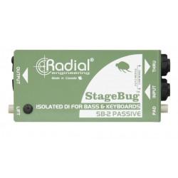RADIAL StageBug SB-2 Di-box pasywny