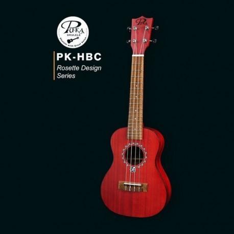 Puka PK-HBC - ukulele koncertowe z pokrowcem