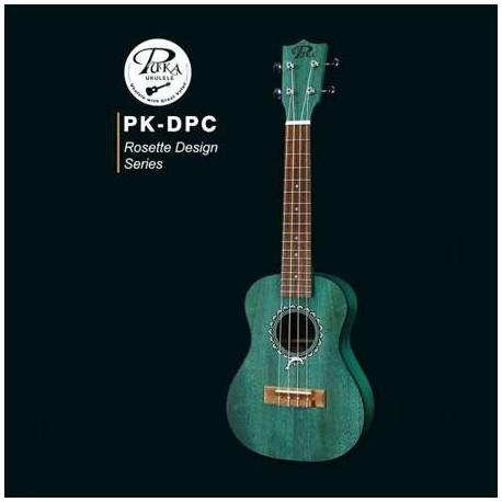 Puka PK-DPC - ukulele koncertowe z pokrowcem