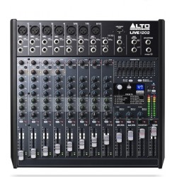 Alto Professional Live 1202 mikser audio analogowy
