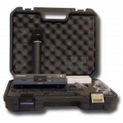 AUDIO TECHNICA AT-ONE zestaw bezprzewodowy z mikrofonem doręcznym
