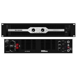 RH Sound XL-2000 końcówka mocy