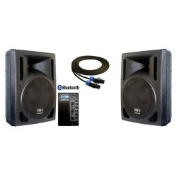 RH Sound PP-12SET-MP3-FM+BT zestaw