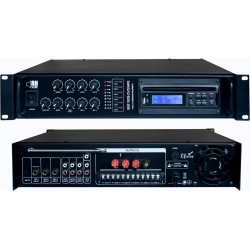 RH Sound wzmacniacz 100V SE-2180B-DVD/MP3