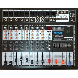 RH Sound M10235PUSB powermikser