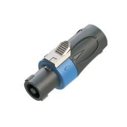 Roxtone RS4F-N złącze kablowe głośnikowe, speakon 4 P
