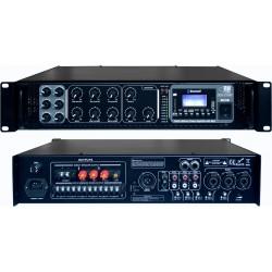 RH Sound DCB-350BC+BT wzmacniacz 100 V