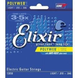 Elixir 12050 PW Light struny 10-46