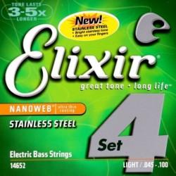 Elixir 14652 NanoWeb Stainless Steel 45-100