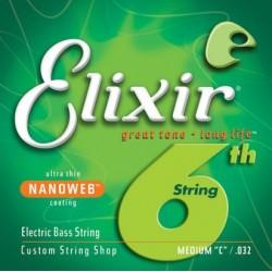 Elixir 15332 NanoWeb struna 6 medium 32