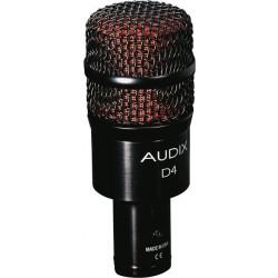 Audix D4 mikrofon dynamiczny instrumentalny
