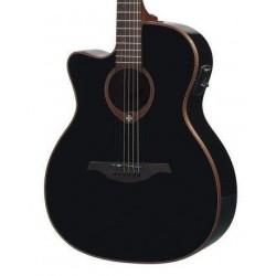 LAG TL100ACE BLK gitara elektro-akustyczna
