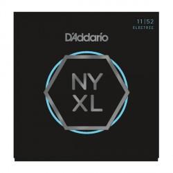 D'Addario NYXL 11-52 struny do gitary elektrycznej