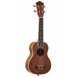 Ever Play UK 21-30 ukulele sopranowe, kolor naturalny