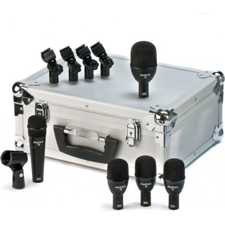 Audix FP5 zestaw mikrofonów perkusyjnych